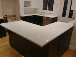 Cimstone Bianco Carrara Quartz in the Oxford area