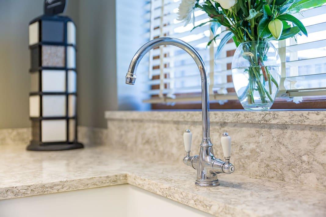Kitchen Sink Idea by Oxford Stone Craftmanship