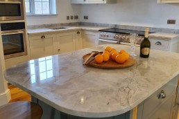 Quartzite collections showrooms in Oxford area
